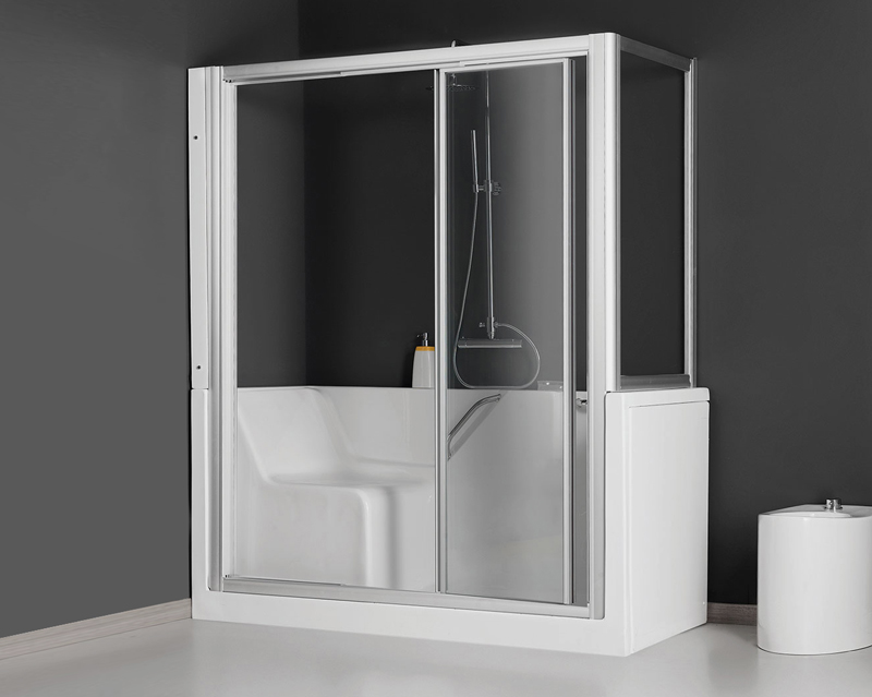 Bathtubs With Door Shower Boxes With Seat Busco Auxilia